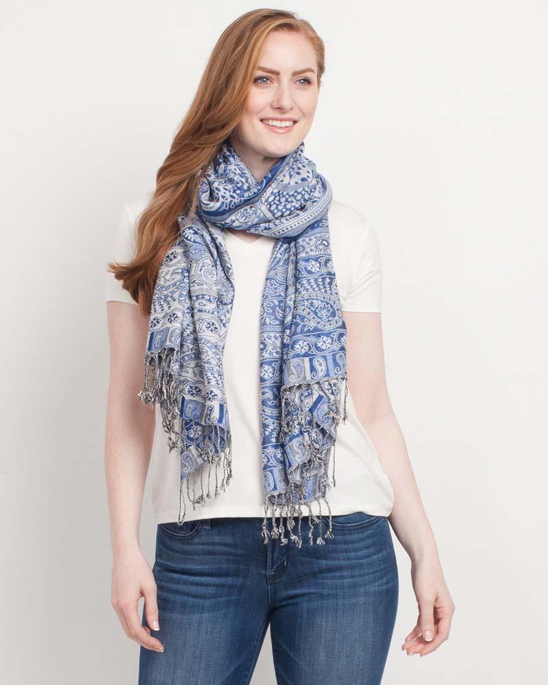 38f79e709d Shop Womens Designer Fashion Online: Scarves & Wraps | The Paper Store