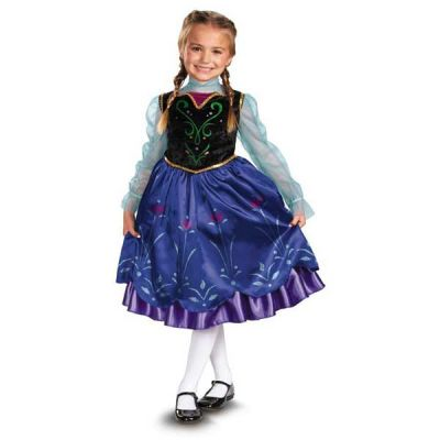 Disney's Frozen Anna Costume
