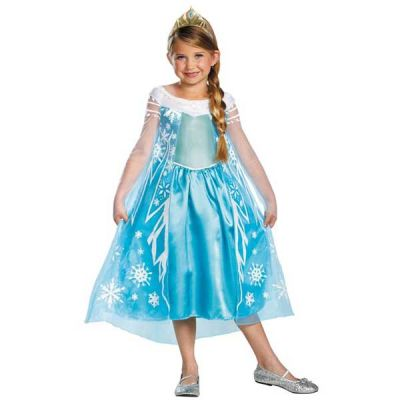 Disney's Frozen Elsa Costume