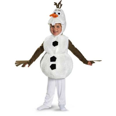 Disney's Frozen Olaf Toddler Costume
