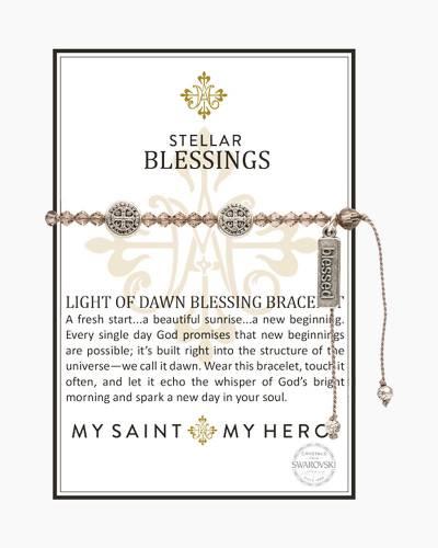 Stellar Blessings Light of Dawn Blessing Bracelet