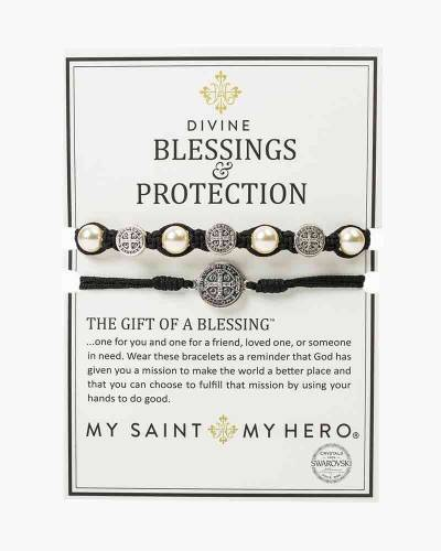 Divine Blessings and Protection Bracelet