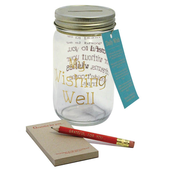 Studio Penny Lane My Wishing Well Mason Jar Set