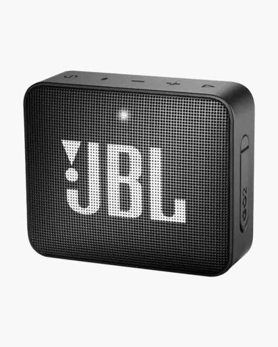 JBL Go 2 Portable Bluetooth Speaker in Black