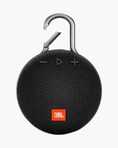 Clip3 Portable Bluetooth Speaker in Black