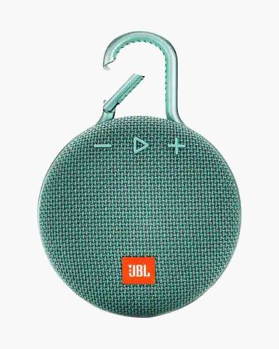 Clip3 Portable Bluetooth Speaker in Teal