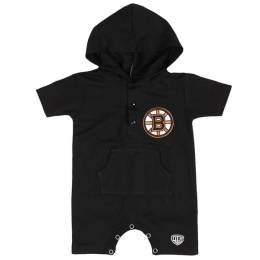 Old Time Hockey Boston Bruins Colby Infant Romper