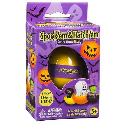 Spook Em and Hatch Em Growing Egg Toy