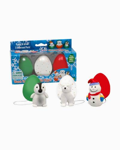 Hang Em and Hatch Em Growing Christmas Toy