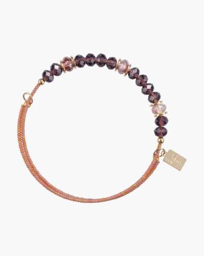 Bead Bar Segment Bracelet