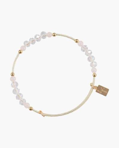 Four Bead Segment Bracelet