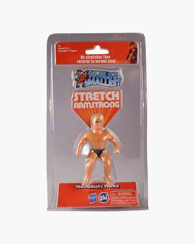 World's Smallest Stretch Armstrong Figure
