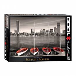 EuroGraphics Boston Marina Puzzle
