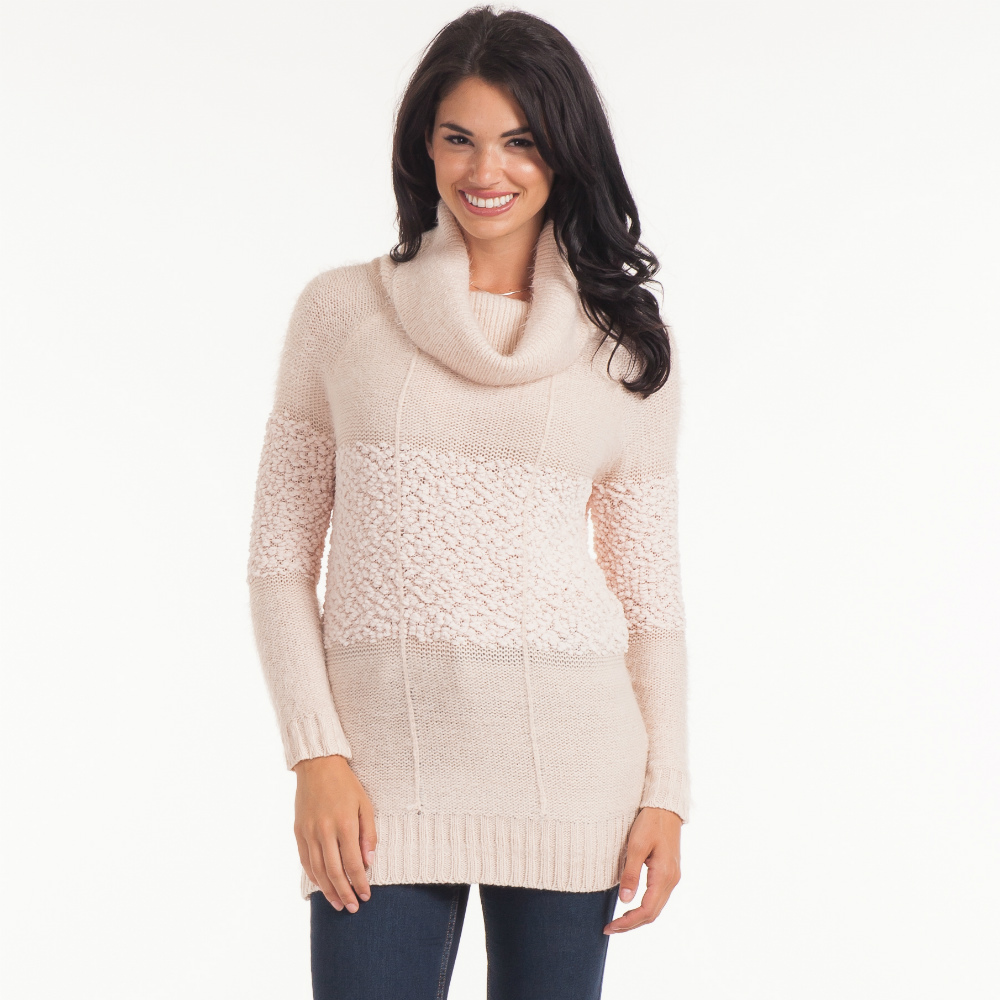 Renee C. Eyelash Knit Sweater