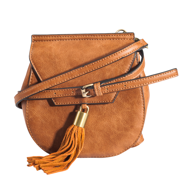 Le Miel Mini Crossbody Saddle Bag