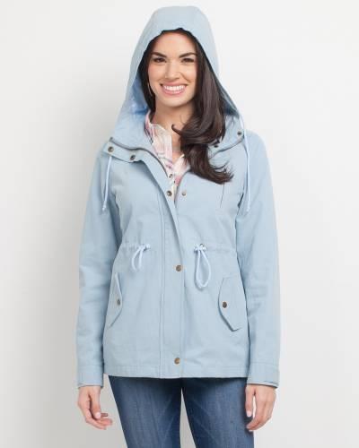 Exclusive Anorak Jacket in Blue