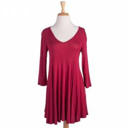 Luxe Apparel Princess Seam Whisper Soft Tunic