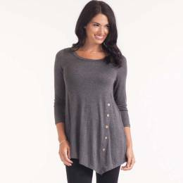 Misia Wooden Button Tunic