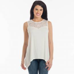 Misia Lace A-Line Top