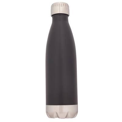 Matte Stainless Steel Water Bottle