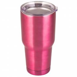 Northpoint Trading Stainless Steel Tumbler in Fuchsia