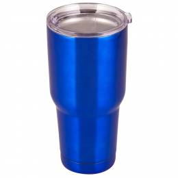 Northpoint Trading Stainless Steel Tumbler in Blue