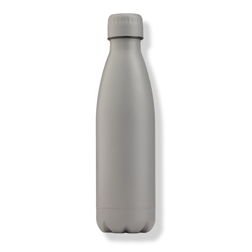 Northpoint Trading Stainless Steel Water Bottle in Matte Grey