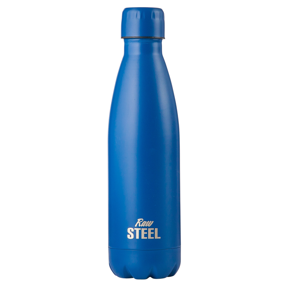 Northpoint Trading Stainless Steel Water Bottle in Matte Navy