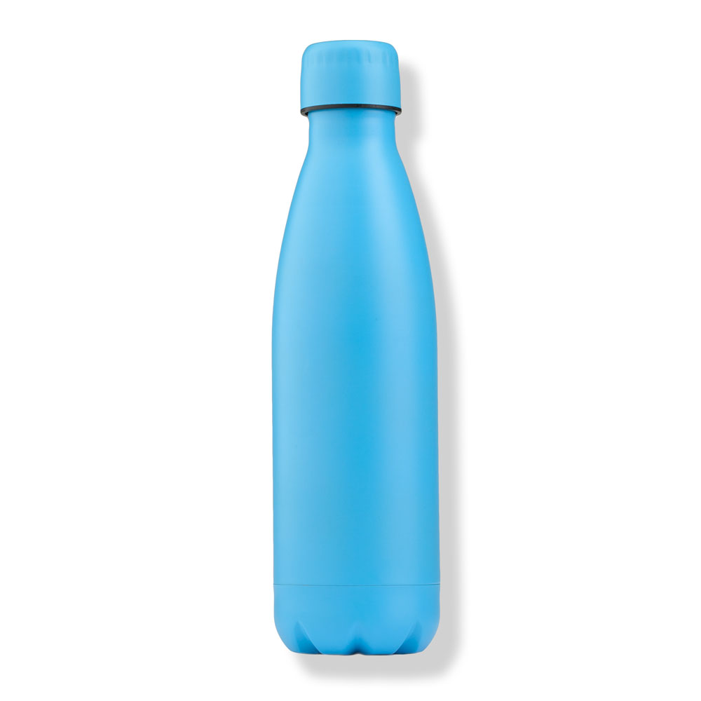 Northpoint Trading Stainless Steel Water Bottle in Matte Light Blue