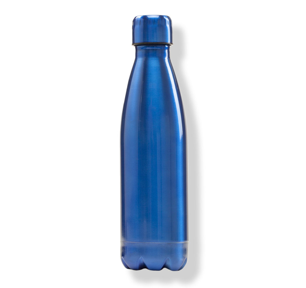 Northpoint Trading Stainless Steel Water Bottle in Blue