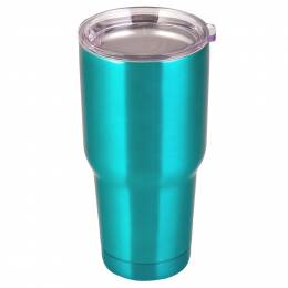 Northpoint Trading Stainless Steel Tumbler in Emerald