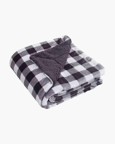 Exclusive Velvet Fleece Throw Blanket
