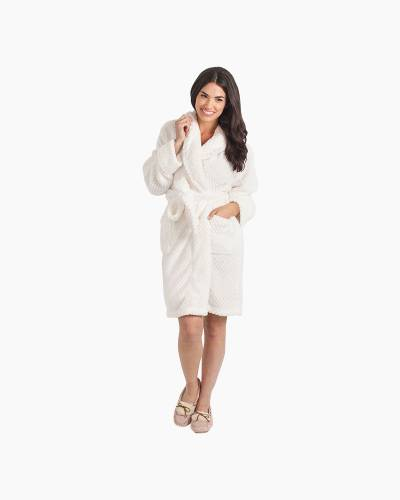 Exclusive Luxury Velvet Bath Robe