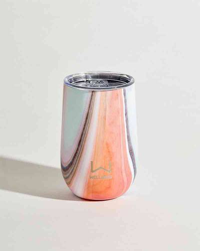 14 oz. Marble Insulated Cup (Assorted)