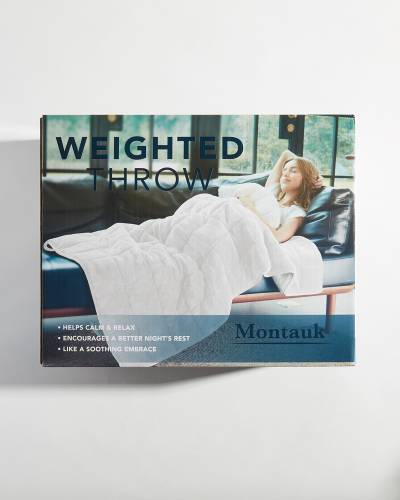 Weighted Throw Blanket