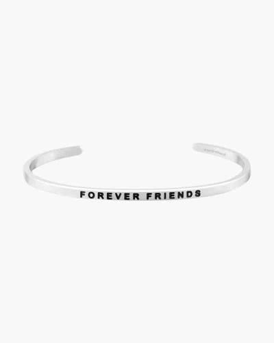 Forever Friends Silver Bracelet
