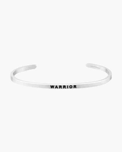 Warrior Silver Bracelet