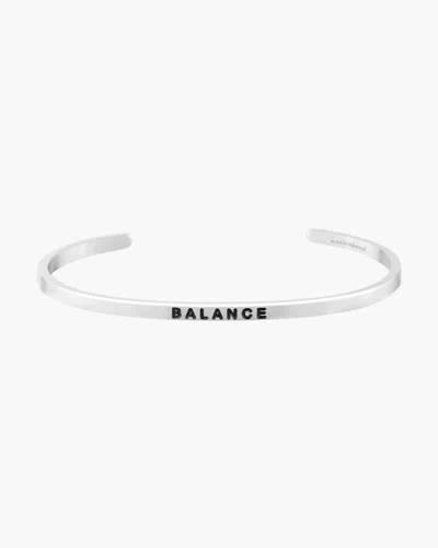 Balance Silver Bracelet