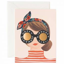 Rifle Paper Co. Birthday Girl Boxed Cards