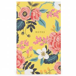 Rifle Paper Co. Birch Floral Everyday Pocket Notepad