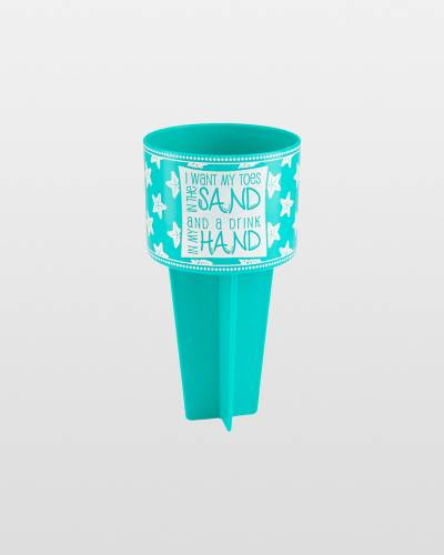 Beach Buddy Cup Holder