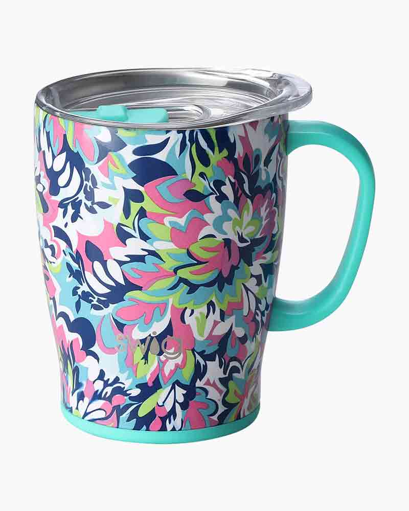 Swig Frilly Lilly Mug The Paper Store