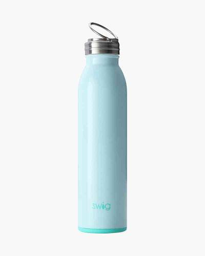 Swig Stainless Steel Water Bottle in Seaglass