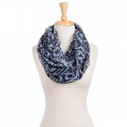 Elegant Essence Animal Print Infinity Scarf