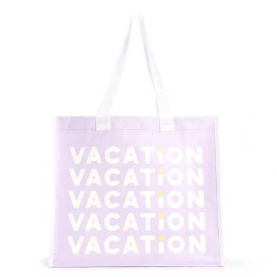 Vacation Shopper Tote