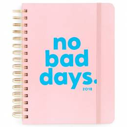 ban.do No Bad Days 17-Month Medium Agenda