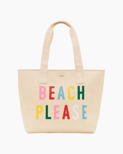 Beach Please Cooler Bag