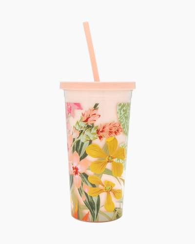 Paradiso Sip Sip Tumbler with Straw