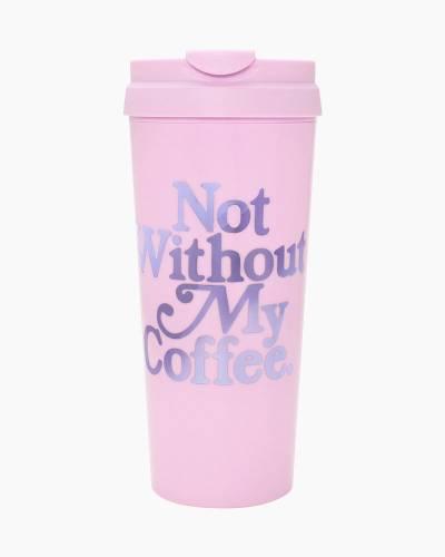 Not Without Coffee Hot Stuff Thermal Mug