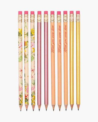 Paradiso Pencil Set (10-Pack)